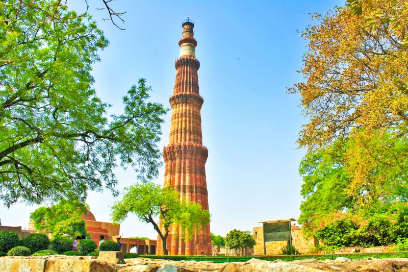 Qutab Minar, New Delhi, India - Global Storybook