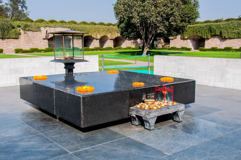 Raj Ghat, New Delhi, India - Global Storybook