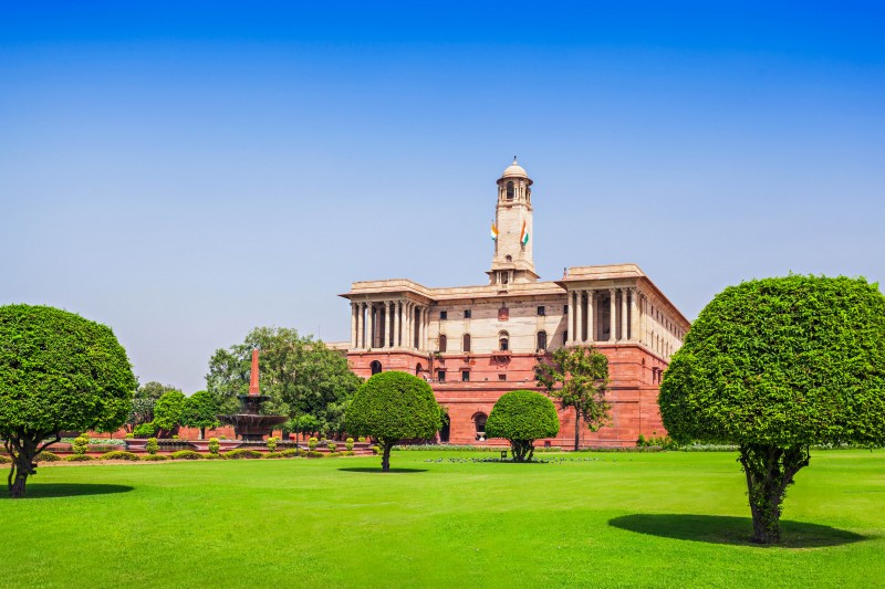Rashtrapati Bhawan, New Delhi, India - Global Storybook