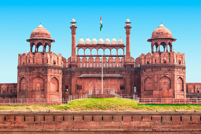 Red Fort, New Delhi, India - Global Storybook