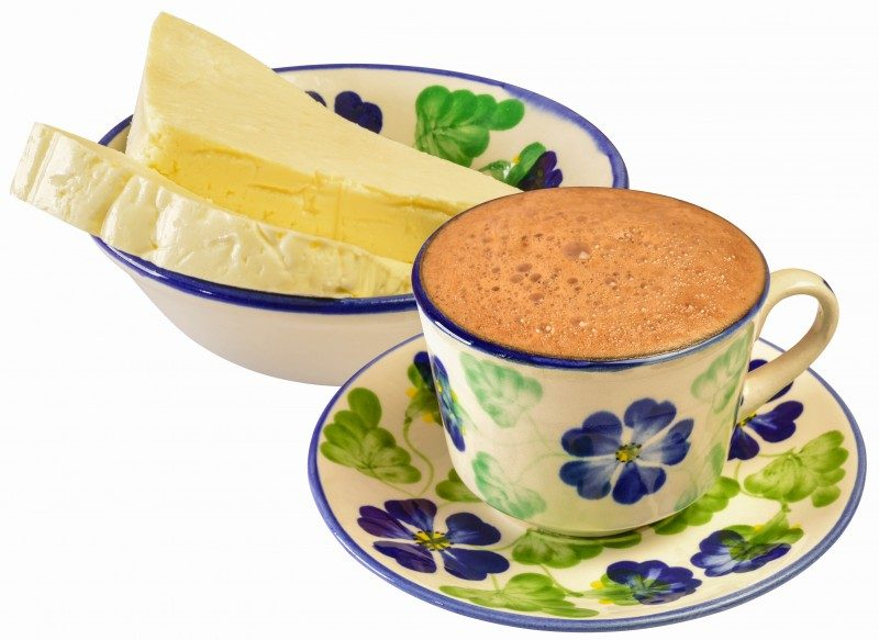 Santafereño Chocolate With Cheese Recipe - Global Storybook