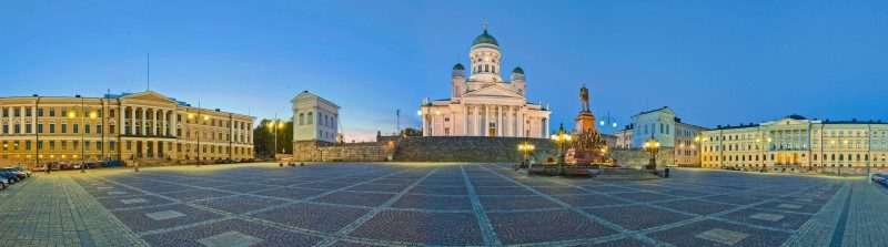 Senate Square, Helsinki, Finland - Global Storybook