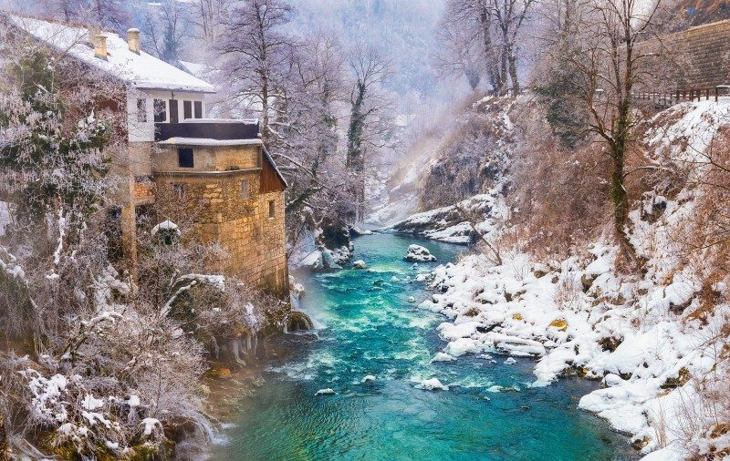 Slunj, Croatia - Global Storybook