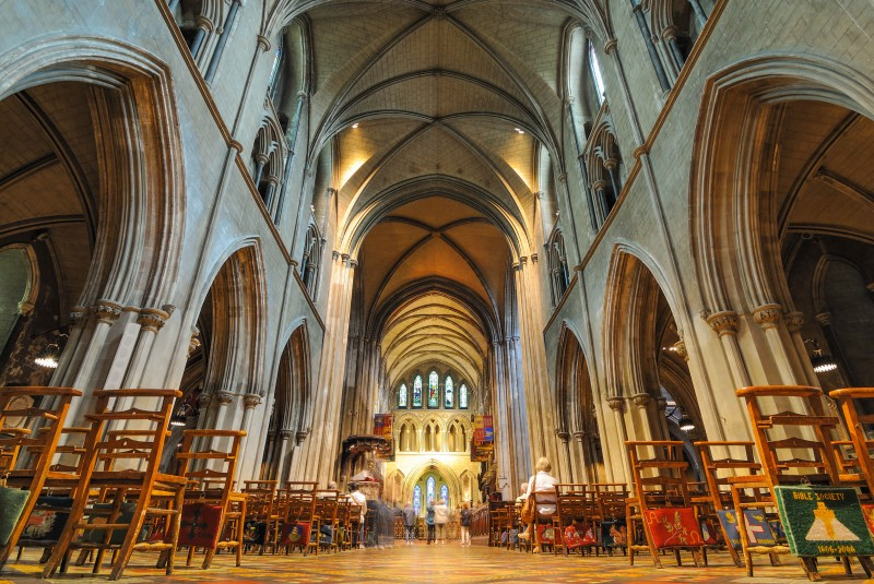St Patrick's Cathedral, Dublin, Ireland - Global Storybook