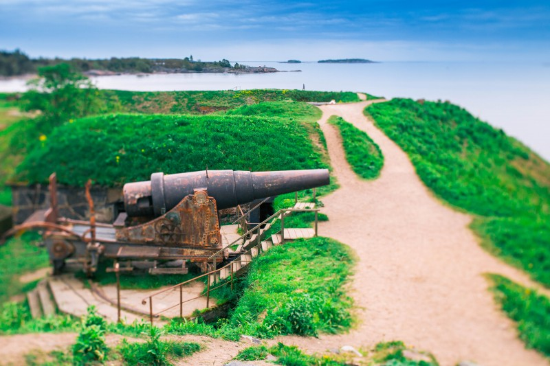 Suomenlinna Sea Fortress, Helsinki, Finland - Global Storybook
