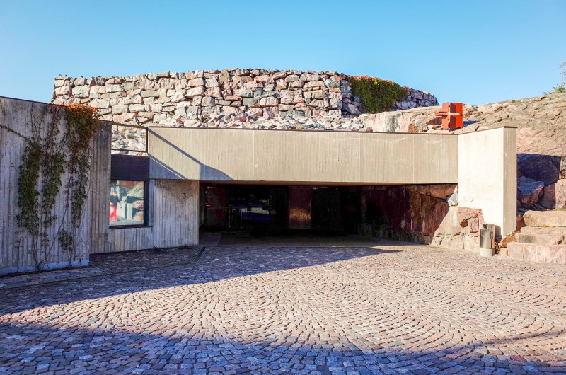 Temppeliaukio Church, Helsinki, Finland - Global Storybook