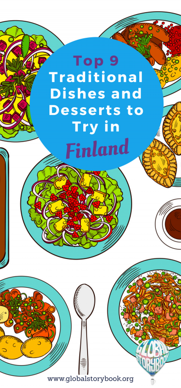 Top 9 Traditional Dishes and Desserts to Try in Finland - Global Storybook