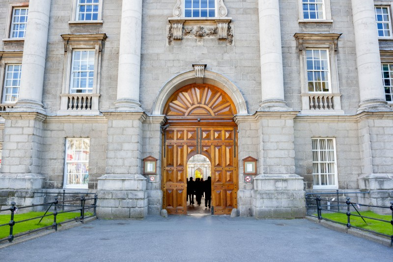Trinity College and the Book of Kells, Dublin, Ireland - Global Storybook