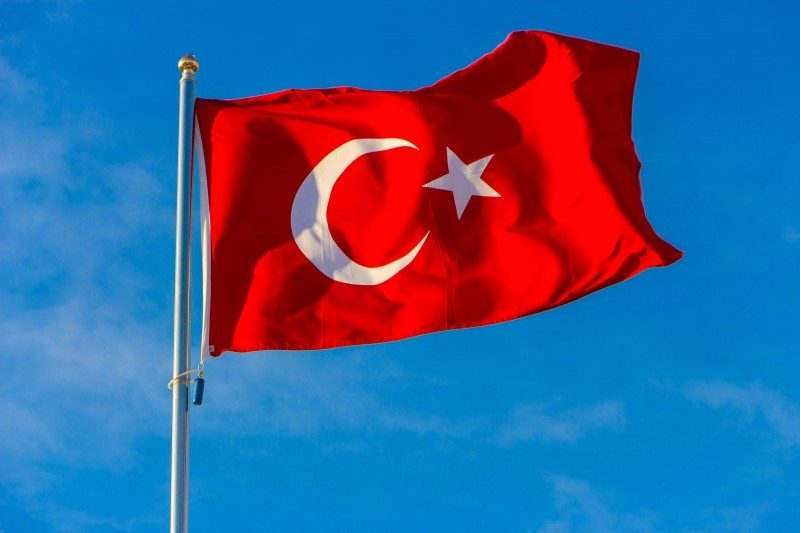 Turkish flag - Global Storybook