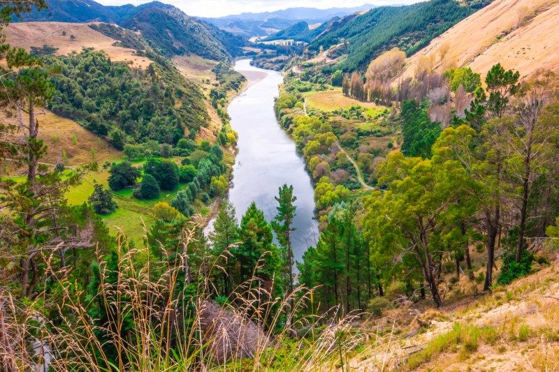 Whanganui River, North Island, New Zealand - Global Storybook