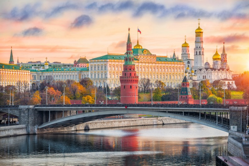 Moscow Kremlin, Russia - Global Storybook