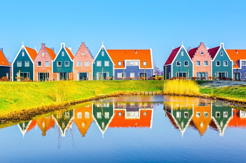 Volendam, Netherlands - Global Storybook